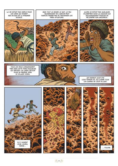 Page 2 L'homme qui traversait les montagnes