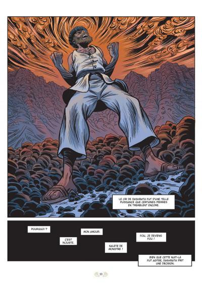 Page 4 L'homme qui traversait les montagnes