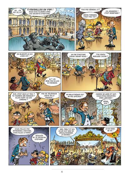 Page 2 Drôle d'histoire - La révolution française