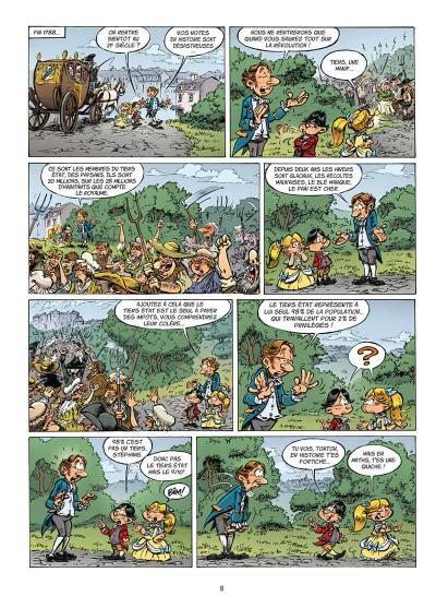 Page 4 Drôle d'histoire - La révolution française