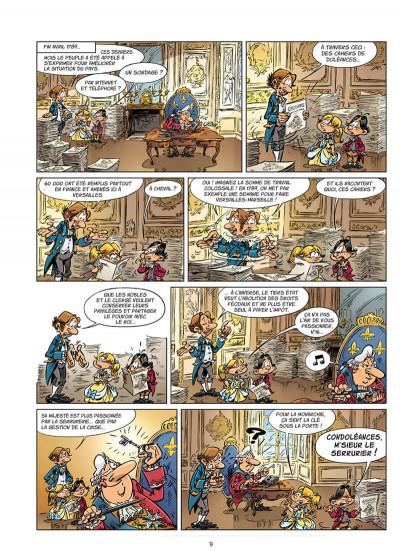 Page 5 Drôle d'histoire - La révolution française