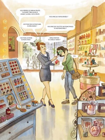 Page 6 Fragrances - Dans les coulisses d'un parfum