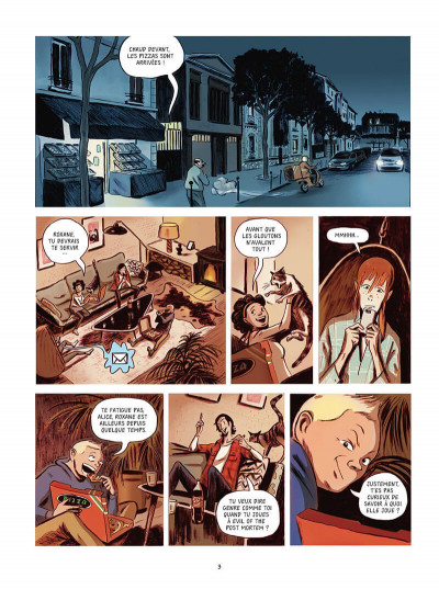Page 4 Texto maudit tome 1