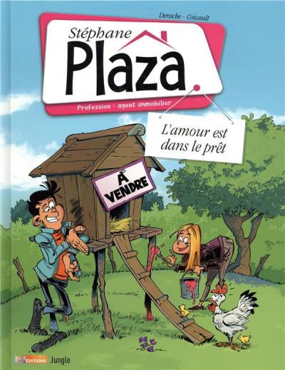 Couverture Stéphane Plaza tome 2