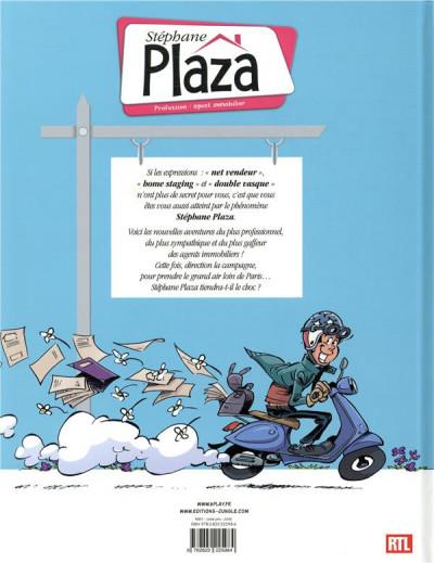 Dos Stéphane Plaza tome 2