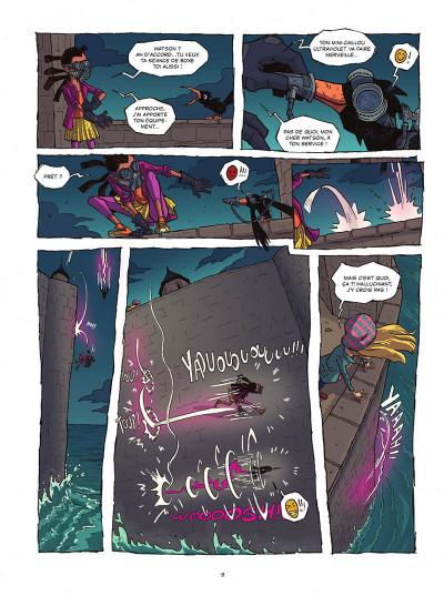 Page 0 Les gardiens de la pierre tome 1