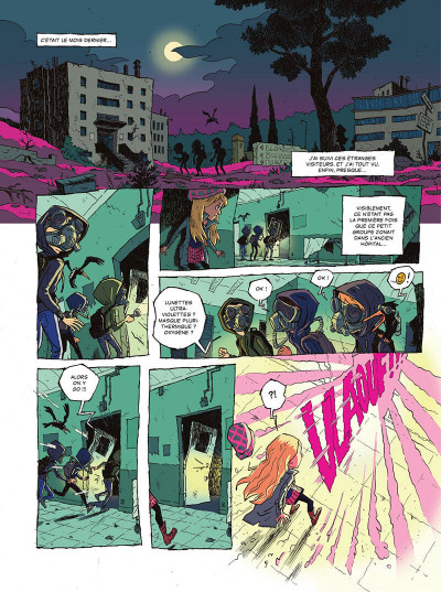 Page 6 Les gardiens de la pierre tome 1