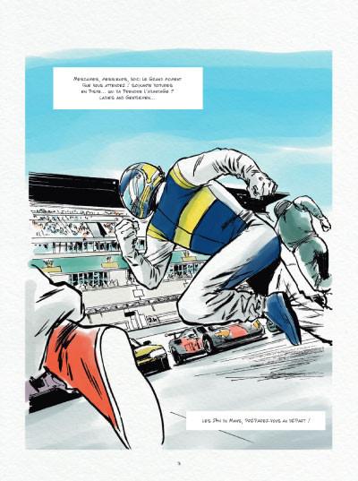 Page 1 Dans les coulisses des 24h du Mans