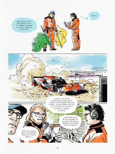 Page 3 Dans les coulisses des 24h du Mans