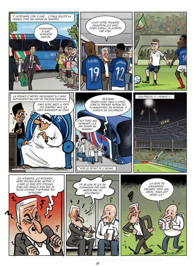 Page 4 Deschamps 1er Roi des Bleus