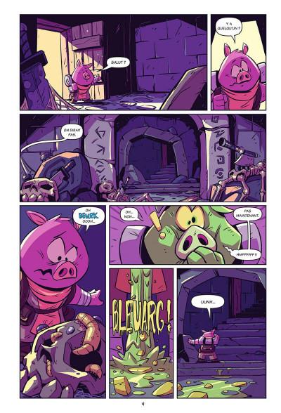 Page 0 Pilleurs de ruines
