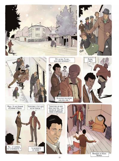 Page 0 Le réseau Papillon tome 3