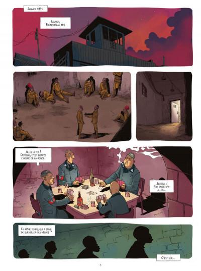 Page 5 Le réseau Papillon tome 3