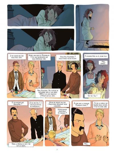 Page 7 Le réseau Papillon tome 3