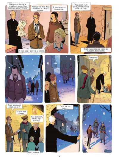 Page 8 Le réseau Papillon tome 3