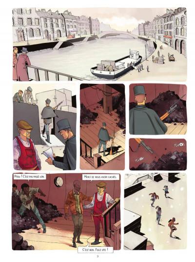 Page 9 Le réseau Papillon tome 3
