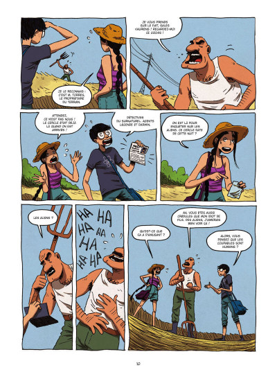 Page 0 Les détectives du surnaturel tome 2