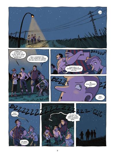 Page 3 Les détectives du surnaturel tome 2