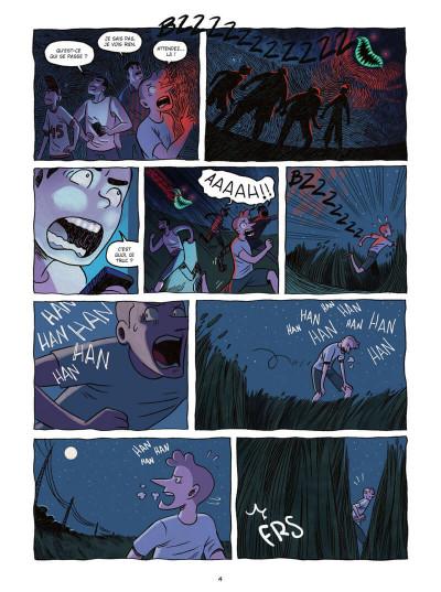 Page 4 Les détectives du surnaturel tome 2