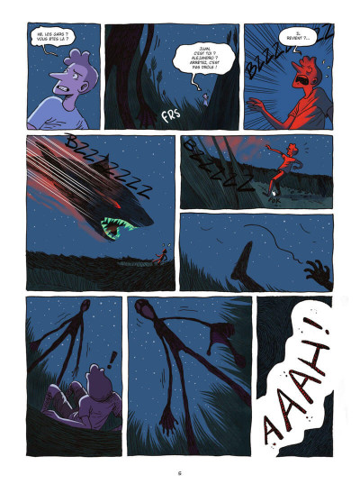 Page 5 Les détectives du surnaturel tome 2