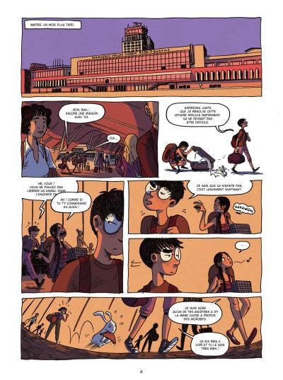 Page 6 Les détectives du surnaturel tome 2