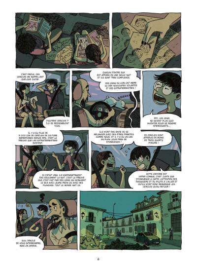Page 8 Les détectives du surnaturel tome 2
