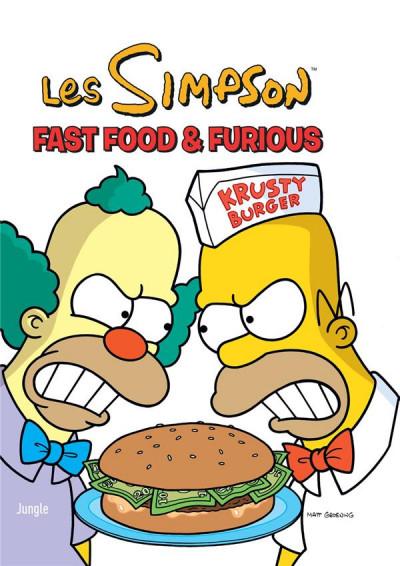 Couverture Les Simpson tome 39
