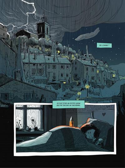 Page 3 Fils de sorcières