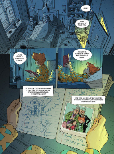 Page 4 Fils de sorcières