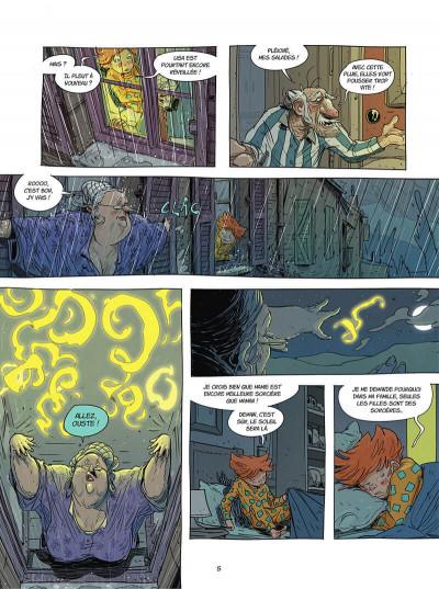 Page 5 Fils de sorcières