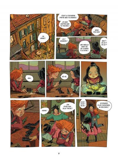 Page 8 Fils de sorcières