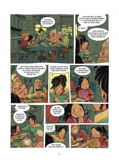 Page 9 Fils de sorcières