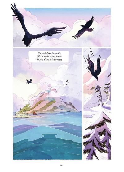 Page 0 Entre neige et loup