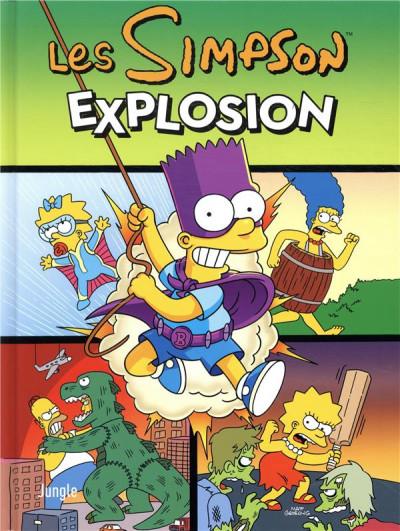 Couverture Simpson explosion tome 2