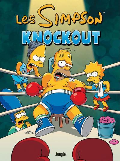 Couverture Les Simpson tome 40