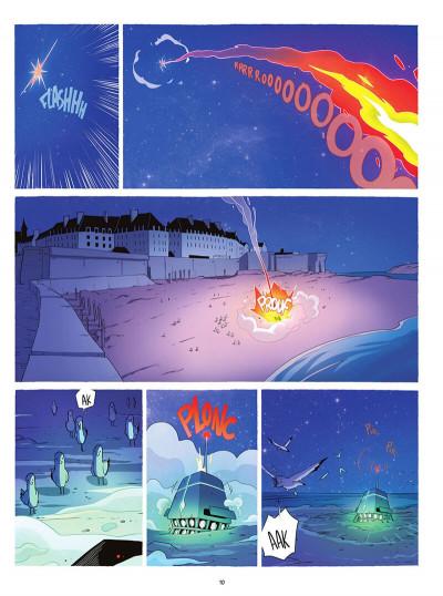 Page 0 Chatons VS tome 1