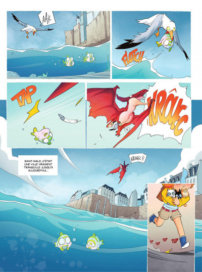 Page 4 Chatons VS tome 1