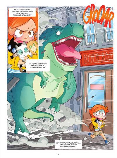 Page 5 Chatons VS tome 1