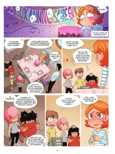 Page 6 Chatons VS tome 1