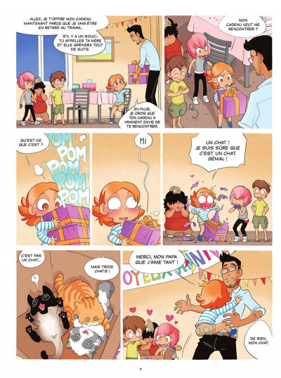 Page 7 Chatons VS tome 1