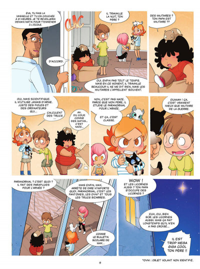 Page 9 Chatons VS tome 1
