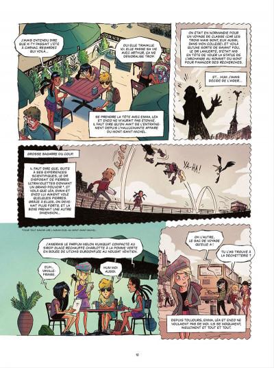 Page 0 Les gardiens de la pierre tome 2