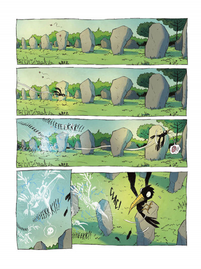 Page 5 Les gardiens de la pierre tome 2
