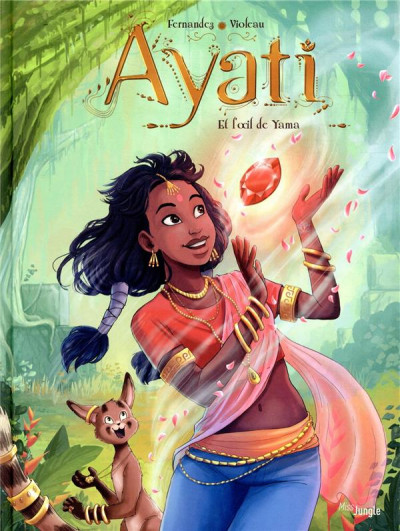 Couverture Ayati tome 2
