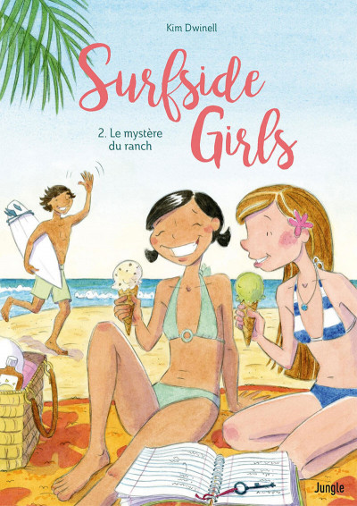 Couverture Surfside girl tome 2