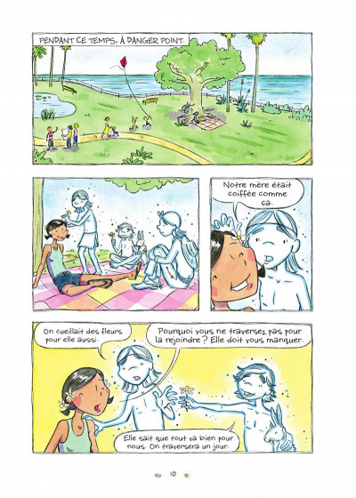 Page 0 Surfside girl tome 2