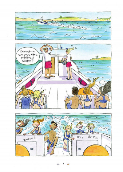 Page 3 Surfside girl tome 2