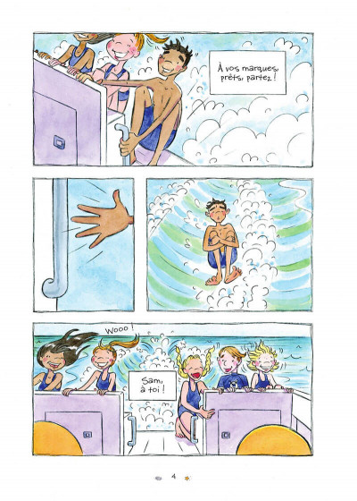 Page 4 Surfside girl tome 2