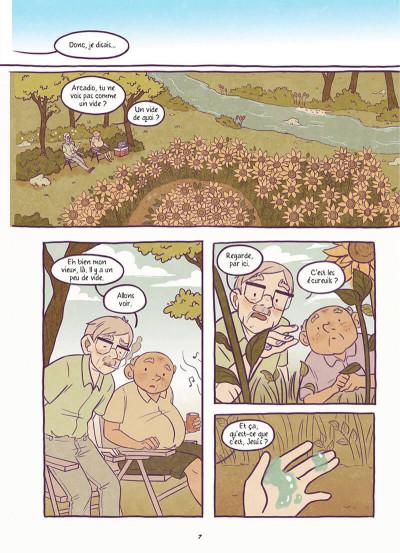 Page 7 Un été sous les étoiles