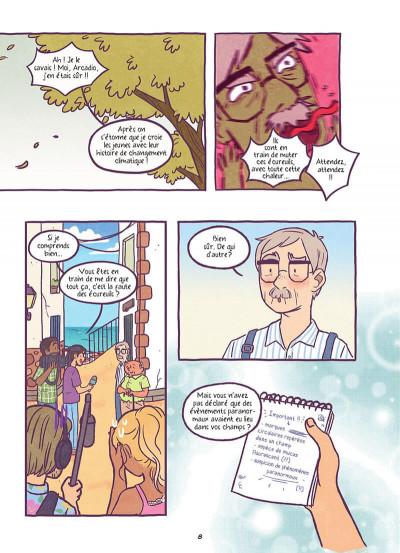 Page 8 Un été sous les étoiles